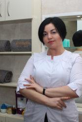 Людмила: массажист- косметолог